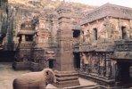 حقيقة صور إرم ذات العماد ( Ellora Caves كهوف إلورا في الهند )مع صور جديدة