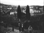 أهل سلقين 1905 و السروتين الشهيرتين و البلدة القديمة و الوادي الأخضر