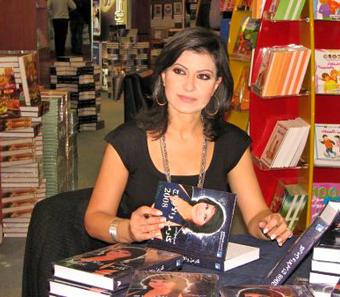 كارمن شماس و كتاب الأبراج للعام 2011