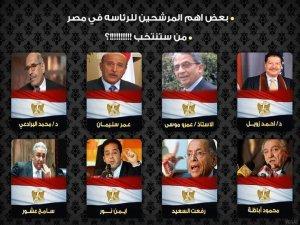 من تختار رئيسا لمصر